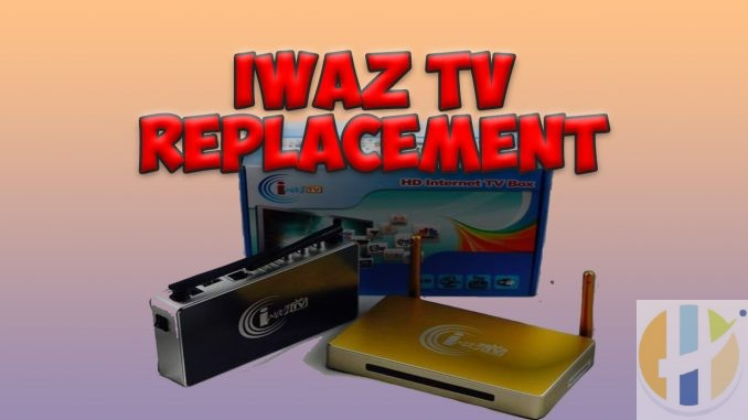 IWAZ TV Replacement IPTV Company Shutdown