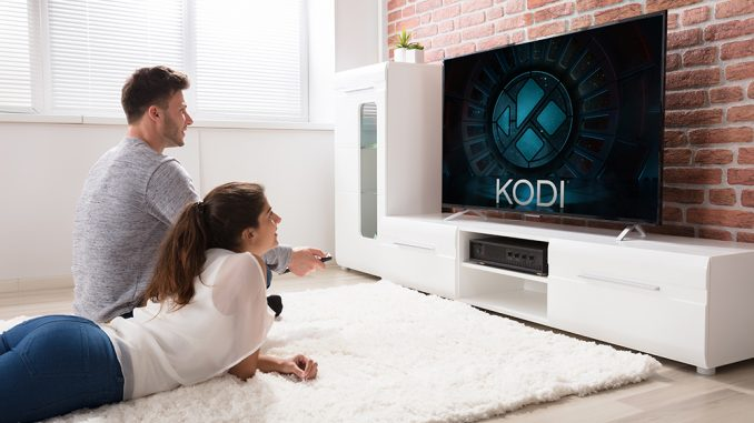 Kodi 18.5 'Leia' available to download now!