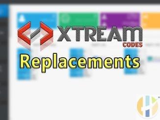Xtream Codes Replacements IPTV Panel
