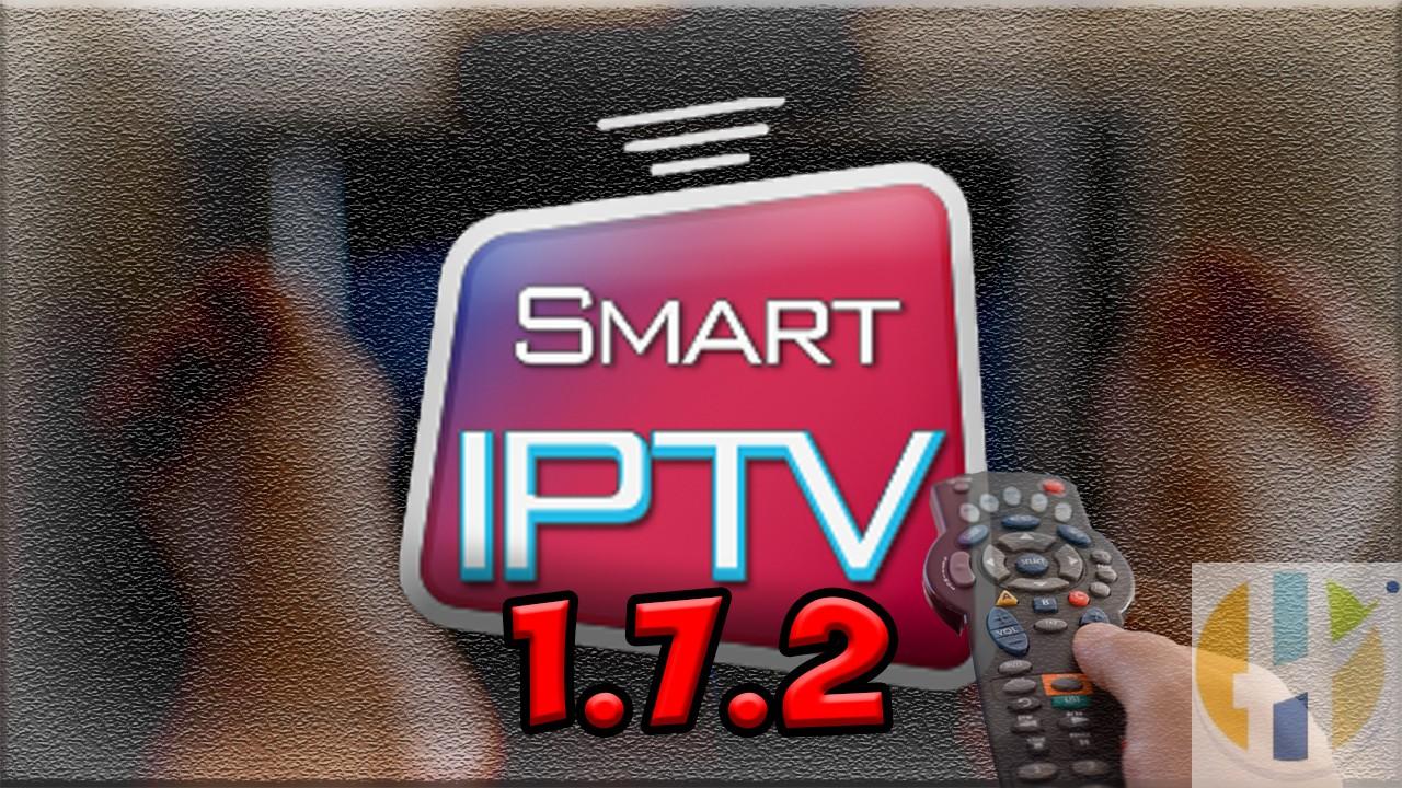 Smart IPTV APK updated to Version 1.7.1