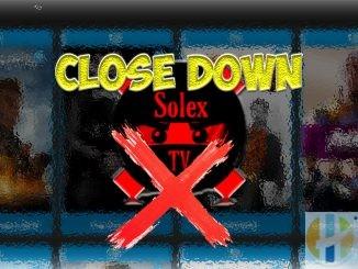 Solex TV APK Closed Down