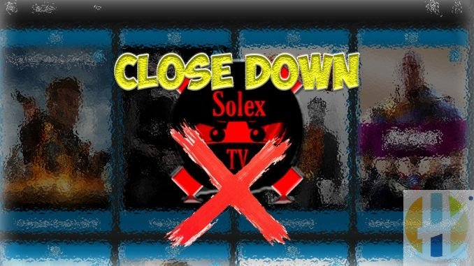 Solex TV APK Closed Down
