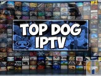 TOP DOG IPTV Channel list