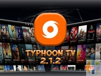 Typhoon TV APK Firestick Android NVIDIA Shield Movies TV Shows