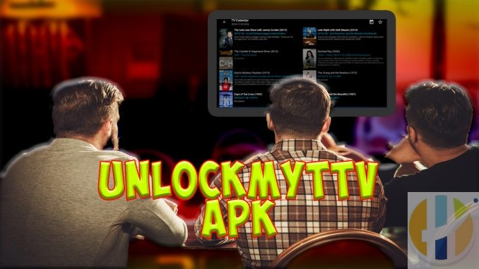UnlockmyTTV APK Android Movies TV Shows