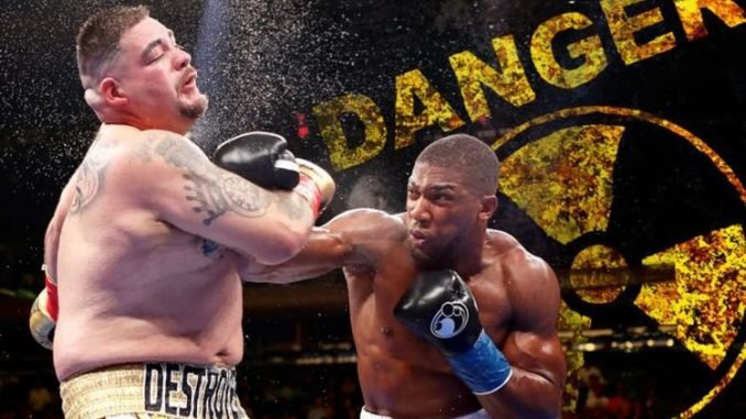 Anthony Joshua vs Ruiz Jr 2: Police WARNING to those looking for free online livestreams