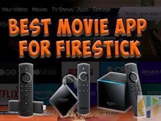Best Movie APP for Firestick December 2019