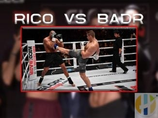 Rico vs Badr Fight How to Stream Live With Warning
