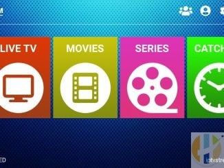 IPTV Stream Player APK Android Smart Phone