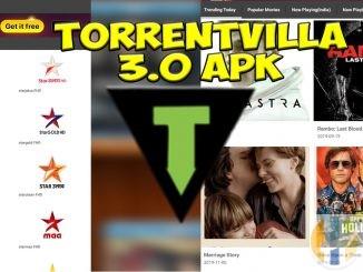 Torrentvilla APK 3.0 IPTV torrent Stream Movies TV Shows Firestick Android NVIDIA Shield