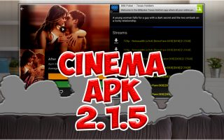 Cinema HD APK Movies TV Shows Firestick Android