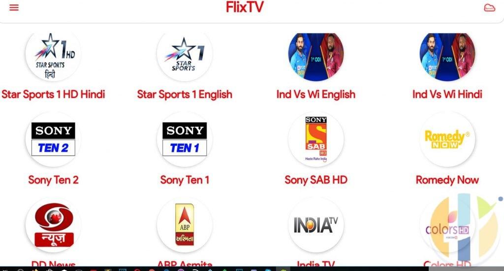 FlixTV APK IPTV Sports
