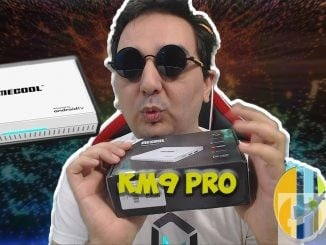 KM9 Pro Honour 4GB RAM ANDROID TV BOX