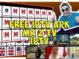 Mr Z TV IPTV APK Android