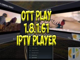 OTTPlay APK IPTV