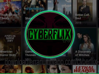 Download CyberFlix TV Apk Install On Fire TV, Firestick, Android Box TV
