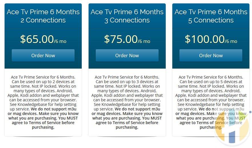 ACE TV IPTV
