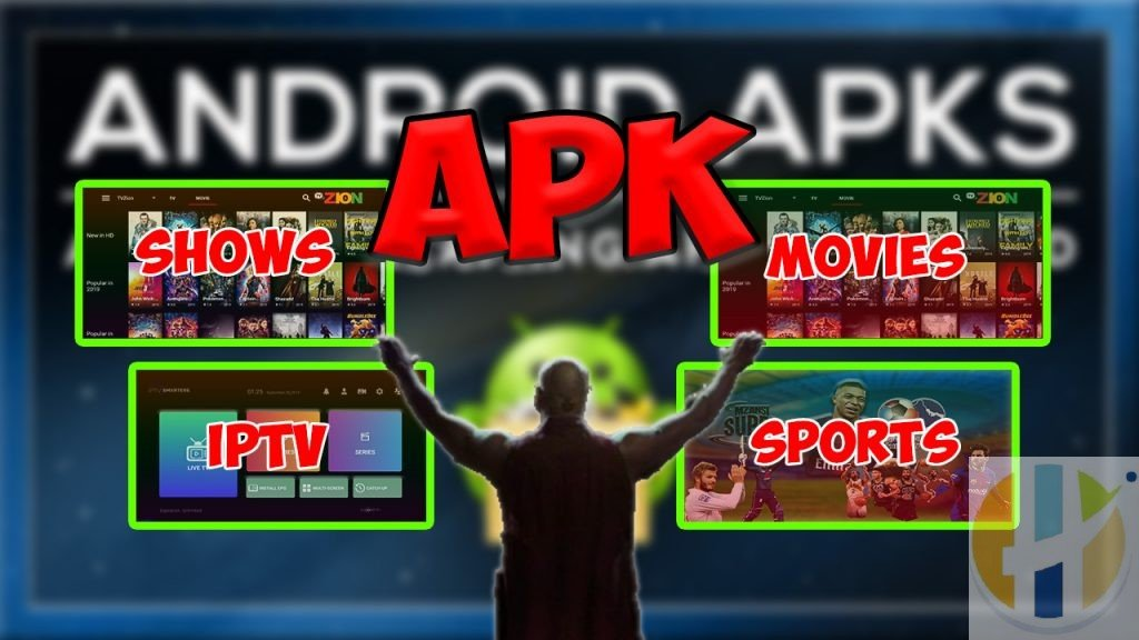 APK Movies TV Shows IPTV Sports