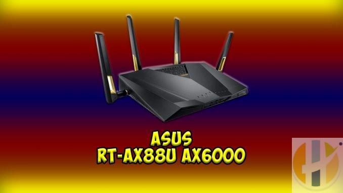 ASUS RT-AX88U AX6000