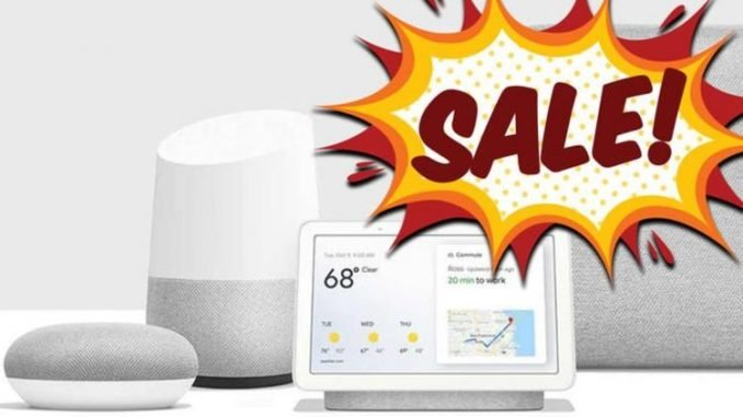 Google Home prices have crashed but these ultimate deals end today