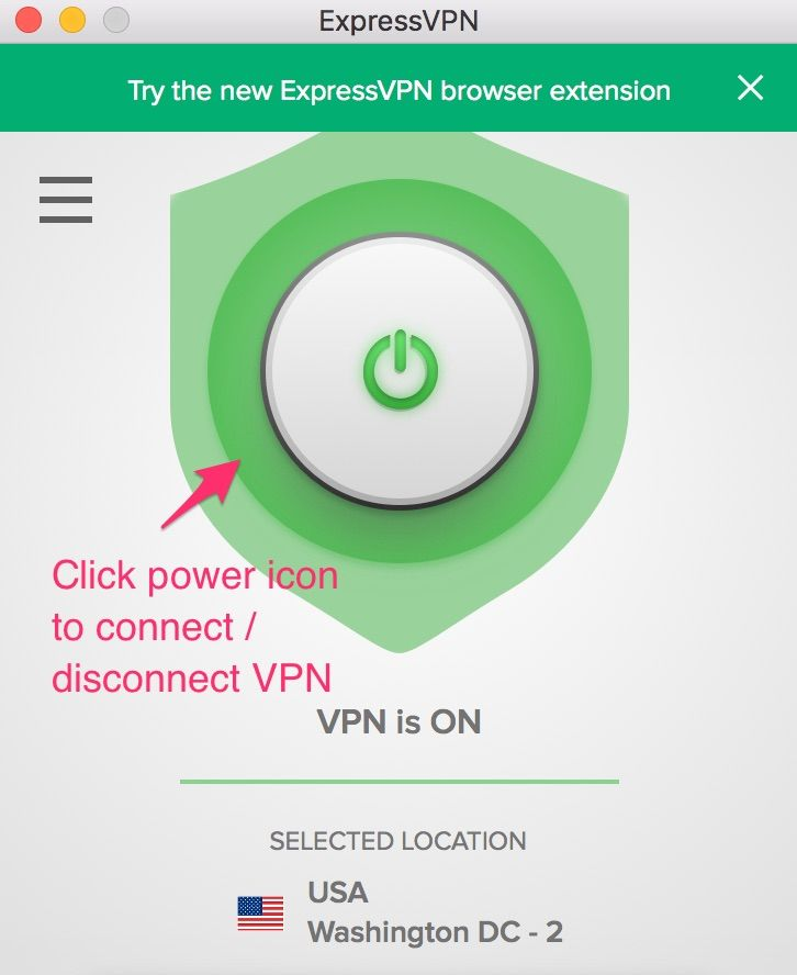 connect expressvpn for kodi