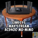 Linksys Max-Stream AC5400 MU-MIMO