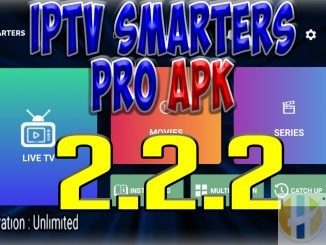 New iptv smarters pro 2.2.2 APK