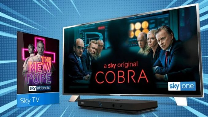 Sky and Netflix are getting serious competition from a familiar rival