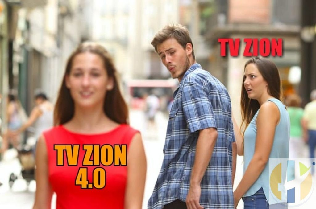 tvzion 4.0 New Look