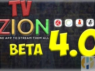TVZion 4.0 APK Movies TV Shows with Free Zion