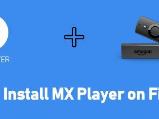 install mx player on firestick