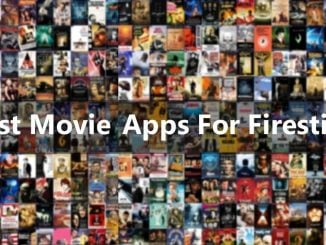 Movies Apps For Firestick
