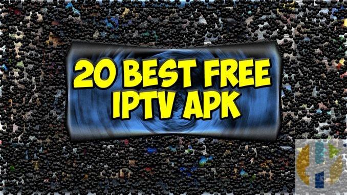 20 Best Free IPTV APK