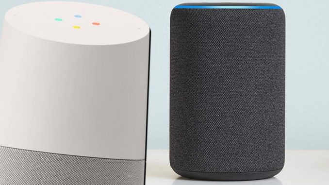 Amazon Echo is trouncing Google Home, and here's the proof