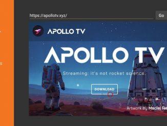 how to install apollo tv apk on firestick