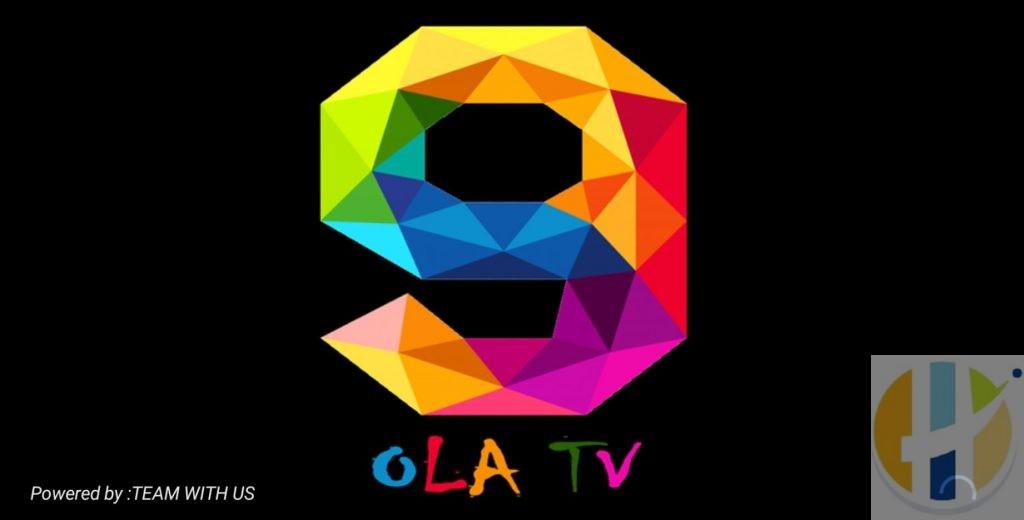 OLA TV 9 APK Live Tv IPTV made easy and free