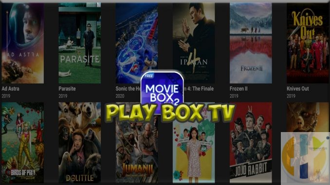 Play Box TV APK Movies and TV Shows