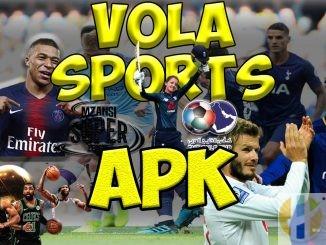 Vola Sports APK Firestick Android Smart Phone NVIDIA Shield