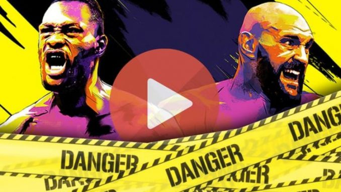Wilder v Fury FREE live stream alert: Ignoring latest warning could be costly