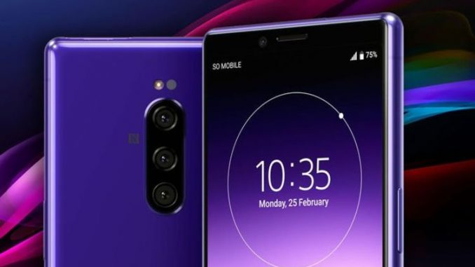 Your Sony Xperia smartphone will look massively inferior from tomorrow - here's why