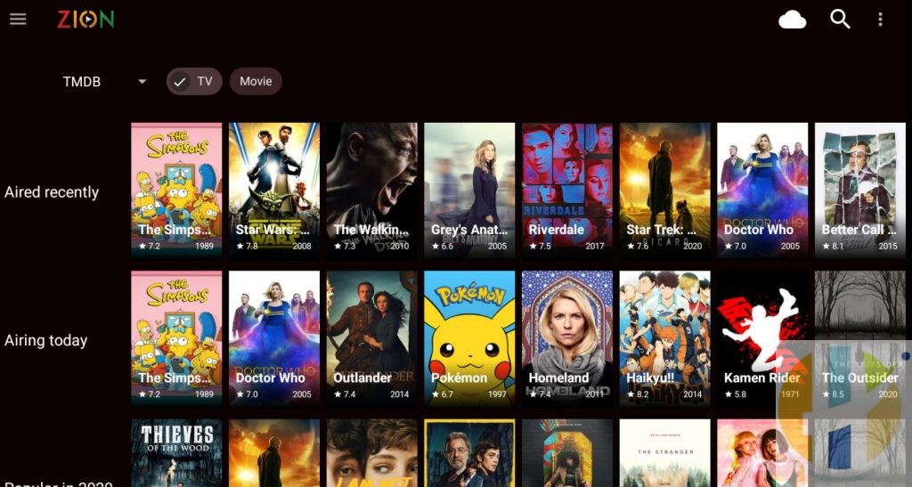 Zion 4.0 APK Free Movies TV Shows Android Firestick Apple Windows NVIDIA Shield BlueStack