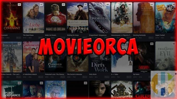 Movieorca APK android movies tv shows nvidia shield