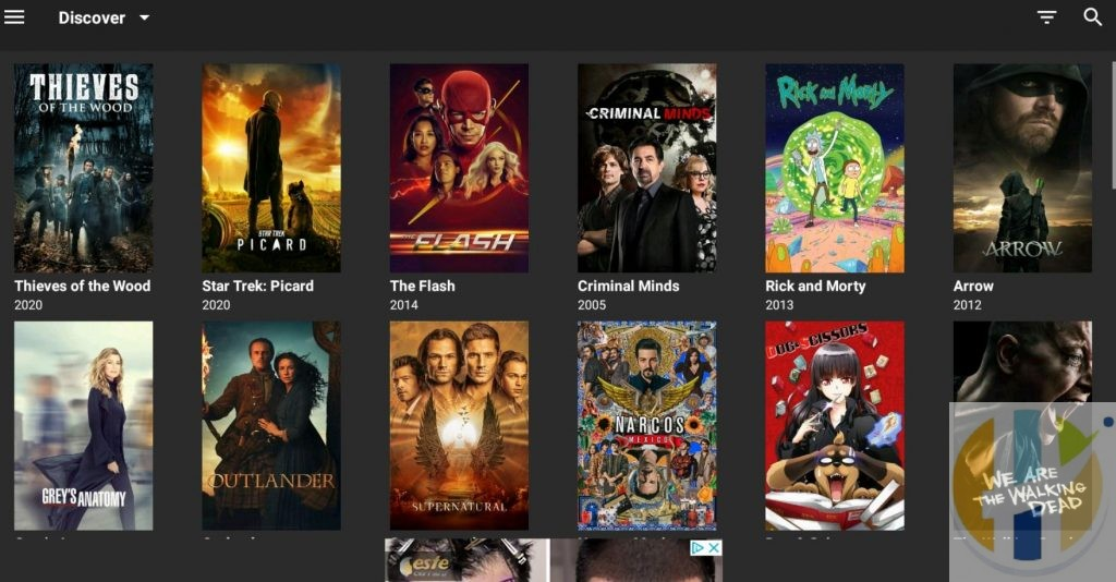 TV Shows with Playbox TV