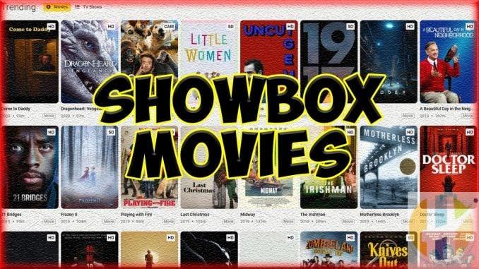 ShowBox Movies APK Free Movie TV Shows