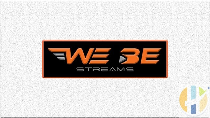 We Be Streams IPTV Paid Service with Free Trial