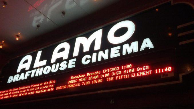 alamo cinema