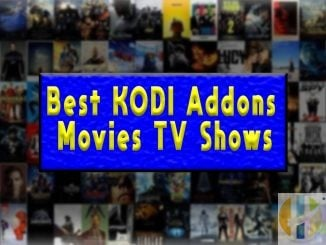 Best Kodi Addons for Movies TV Media 2020