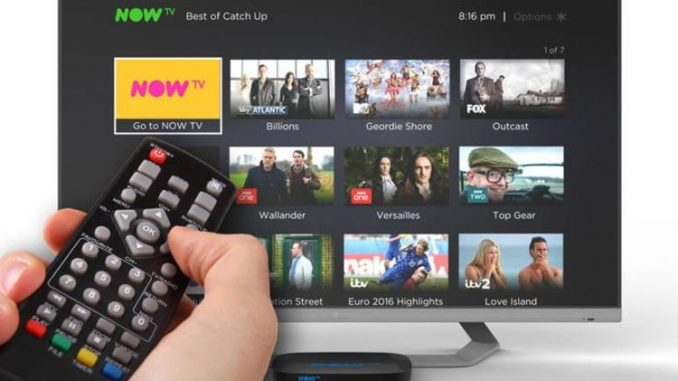 NOW TV offers a seriously cheap way to watch Sky's best movies and shows.