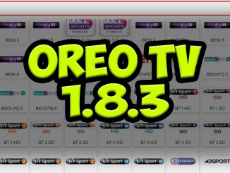 OreoTv APK 1.8.3 Download Latest (Official) Version in 2020