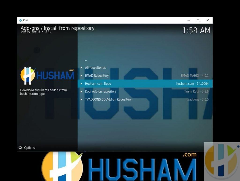 Husham.com Repo